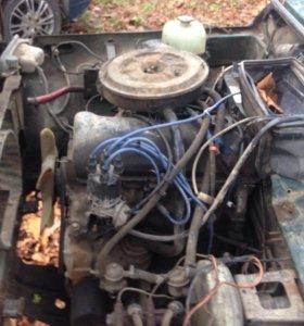Двигатель ваз 21213