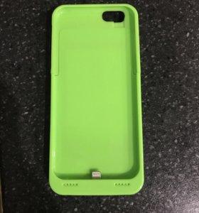 Power case (чехол-зарядка) iPhone 6