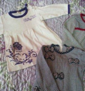 Детские платьица