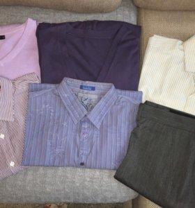 Мужская одежда пакетом 52 размер