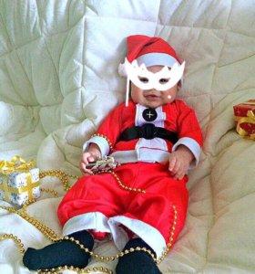 Новогодний костюм «Санта Клаус»