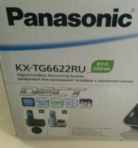 Телефон Panasonic Kx-tg6622ru