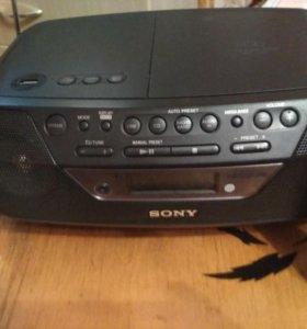 Аудио система SONY ZS-RS09CP