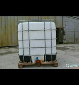 Ёмкость кубовая Еврокуб