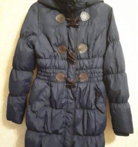 Пальто размер L в отличном состоянии