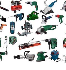 Аренда,прокат,продажа строительного инструмента