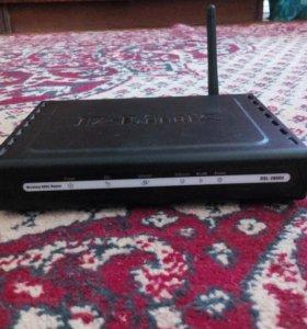 D-Link DSL-2600U