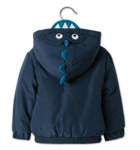 Демисезонная куртка размер 80