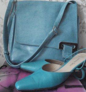 Туфли с сумкой