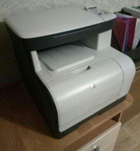 Принтер (копир, сканер) hp laserjet cm1312mfp