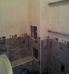 Ванна,туалет под ключ!!!