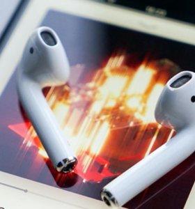 AirPods- беспроводные наушнники Apple