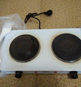 Плитка электрическая дисковая 2000в