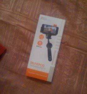 Монопод для фото- и видеосъёмки interstep