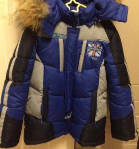 Куртка зимняя+ комбинезон