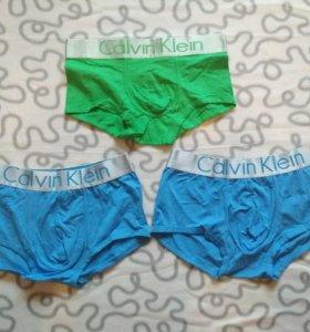 Трусы Calvin Klein, новые