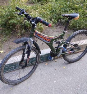 Велосипед ATOM