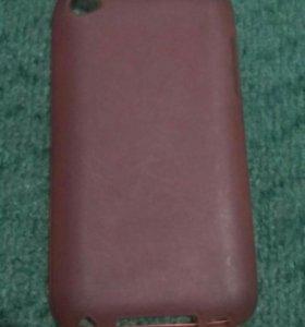 Силиконовый чехол для iPod Touch 4
