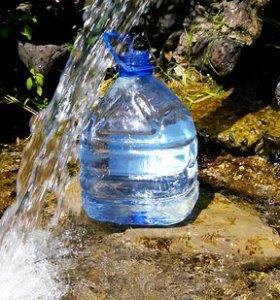 Доставка Родниковой воды