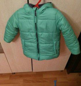 Куртка для мальчика р.98