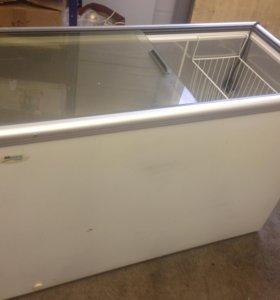 холодильник-ларь ( сундук)