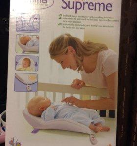 Фиксатор положения малыша во сне с сердцебиением