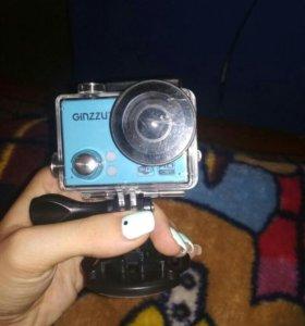 Камера водонепроницаемая Ginzzu