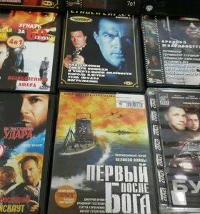 Фильмы на DVD (video)