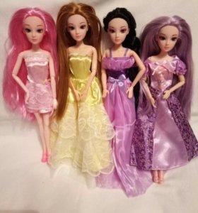 Куклы новые обмен