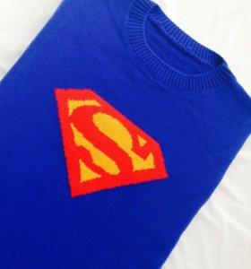 Джемпер «Супермен» (новый)