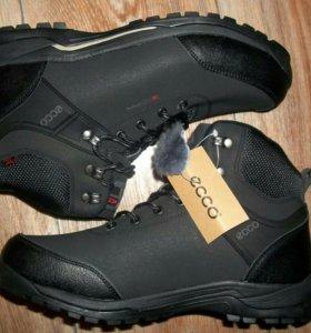 Новые мужские зимние кроссовки