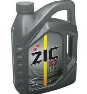 Моторное масло ZIC X7 FE 0W-30