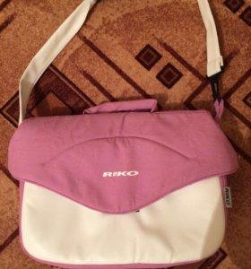 Новая сумка,дождевик,маскитка и матрас RIKO