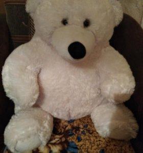 Белый медведь говорящий