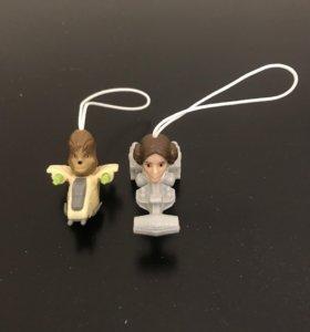 Киндер сюрприз игрушки Звездные войны