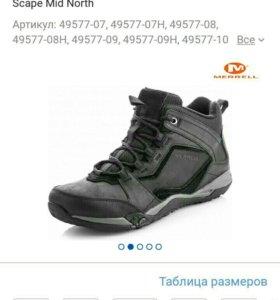 Ботинки зимние Merell