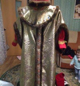 Царь (новогодний костюм )