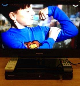 Комплект TV + DVD