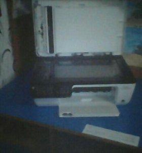 Принтер-сканер-копир Хьюлит Паккард DeskJet lnk A