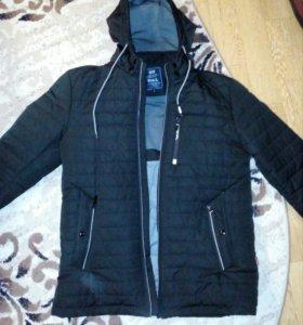 Куртка. Зима. Размер 56.