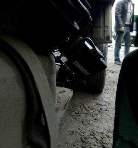 Антивандальная крышка на бензобак газели
