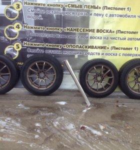 Колеса в сборе r16 Racing
