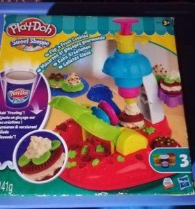 Play-doh Сладкая фабрика