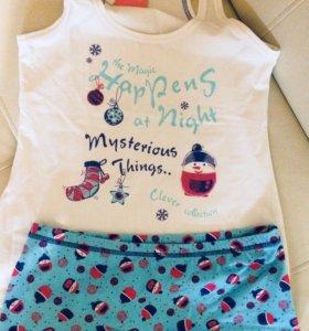 Новая пижама Clever