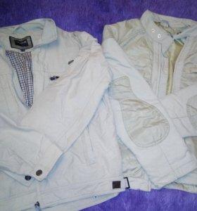 Две мужские куртки