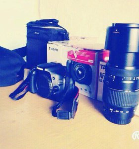 СРОЧНО!!!Canon EOS 450D НОВЫЙ
