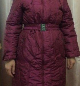 Куртка зимняя.новая