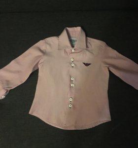 Рубашка Armani 1 год