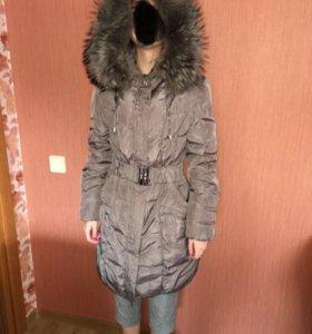 Пуховик зимний пальто
