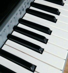 Фортепиано, Синтезатор. Обучение.